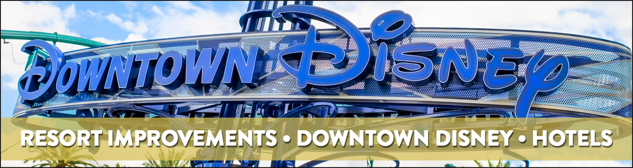 Downtown Disney | Hotels | Resort